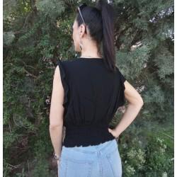 Black blouse Garantie