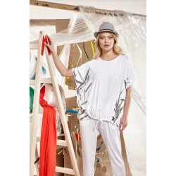 white blouse Garantie